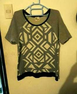 Bench Gray Shirt / Blouse L