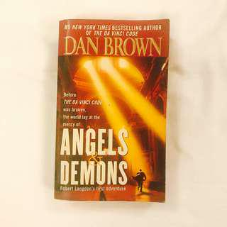 Angels and Demons, Dan Brown