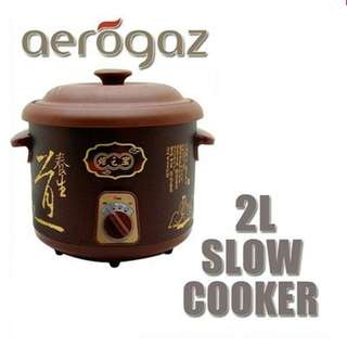 Aerogaz 2L Slow Cooker