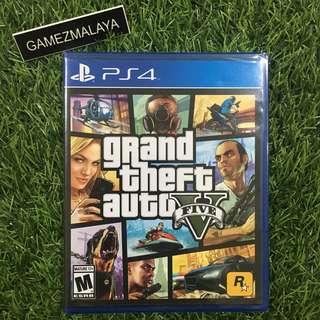 [NEW] PS4 GTA V - (GAMEZMALAYA)