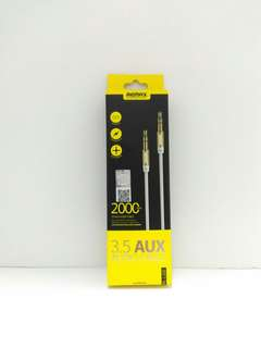 🚚 REMAX 3.5 AUX Audio Cable