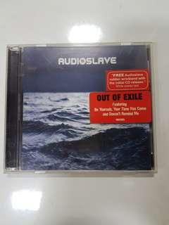 CD - Audioslave