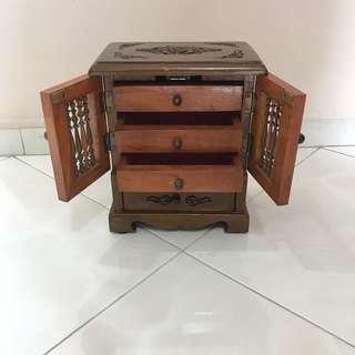 Indonesian Decorative Jewellery Box