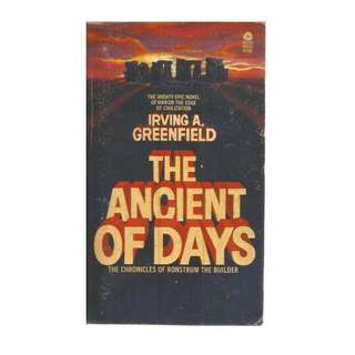Irving A. Greenfield - The Ancient Of Days