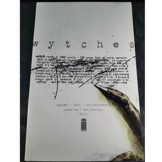 Wytches #1 2nd Printing