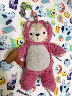 熊抱哥 達菲 香港迪士尼