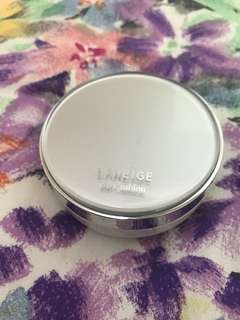 Laneige BB cushion (anti-aging) in #21P Pink beige