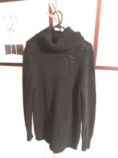 All about eve knit jumper black 8
