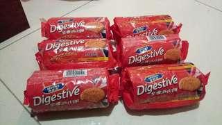 消化餅麥維他 Digestive biscuits 250g