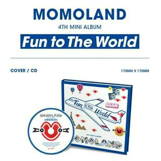 Momoland Mini album vol.4 Fun to the world