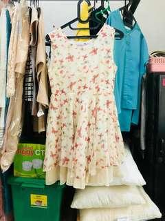 Dress buterfly