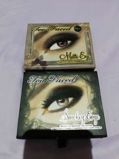 eye shadow collections