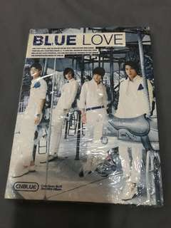 CNBLUE BLUE LOVE 專輯 2010