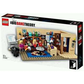 Lego 21302 Big Bang Theory (New)