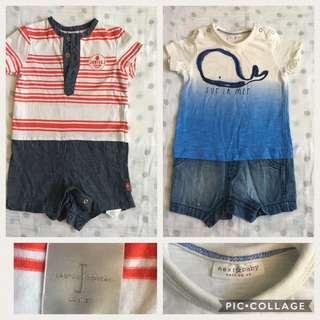 Baby's onesie