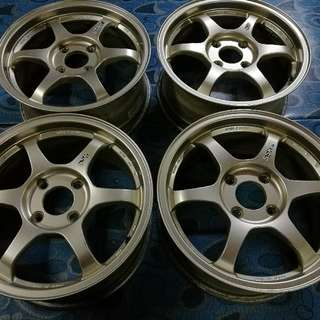 sport rim SSR Type-C 114 ori japan