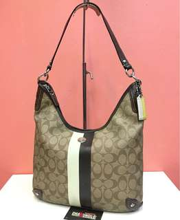 Coach Handbag Monogram canvas