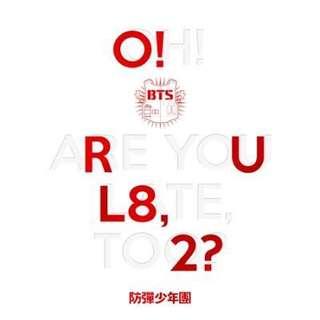 BTS O!RUL82?!