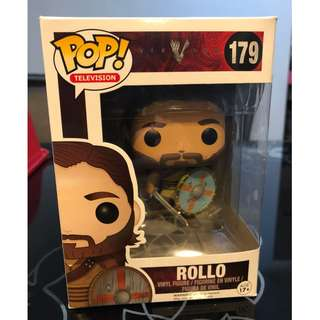 Funko Pop! Television Vikings - Rollo #179