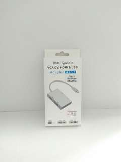 🚚 USB to VGA DVI HDMI and USB