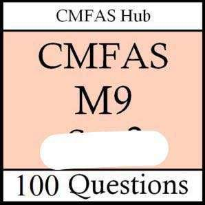 CFMAS M9 Module 9 Mock Papers + Summary Guide