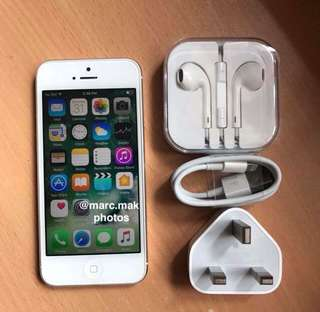 Iphone 5, 64GB- ORIGINAL