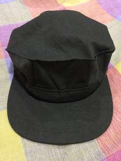 Dark Olive Green Cap