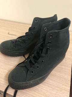 🚚 converse增高短靴