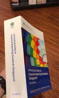 Latest FRS book (6 edition)