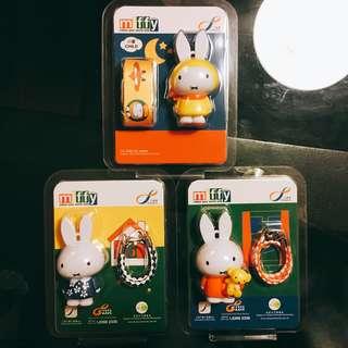 🐰「Miffy 3D八達通配飾」🐰- 成人/小童八達通