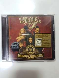 CD - The Black Eyed Peas
