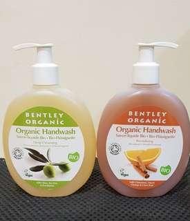 🚚 Bentley Organic Handwash