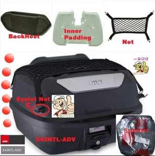 2106▪▪ Givi Box E43NTL - ADV for sale