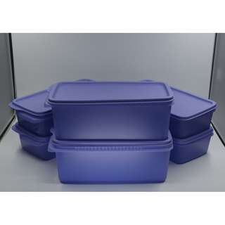 Tupperware Clearance - Cool Stacker set on sale!