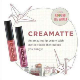 Emina creammatte lip cream