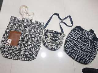 Tote Bags Tribal