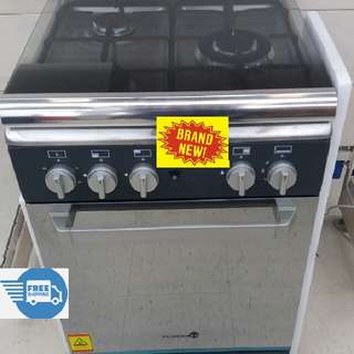 P11,990 Brand New Free Shipping Cooking Gas Range 3 Burner with Electric Oven Fujidenzo Full Warranty
