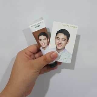 [NEW] Nature Republic x EXO Hand Cream - D.O