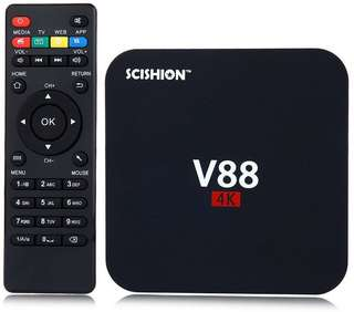 SCISHION V88 TV Box!!
