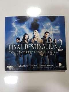 VCD - Final Destination 2