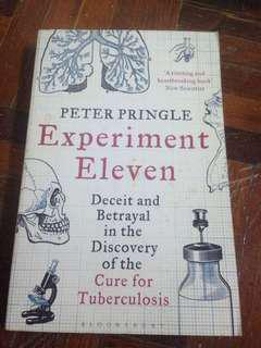 Experiment Eleven by Peter Pringle