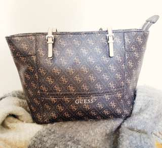 Guess Tote Bag *Lightly Used*