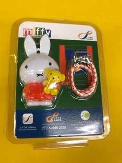 Miffy 3D八達通(橙色款)