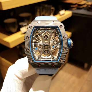 Richard Mille RM53-01 Tourbillon Pablo Mac Donough Carbon Edition