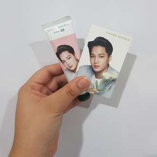 [NEW] Nature Republic x EXO Hand Cream - KAI
