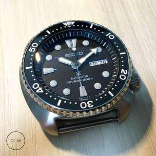 Ceramic Bezel Insert for Seiko Turtle Re-issue