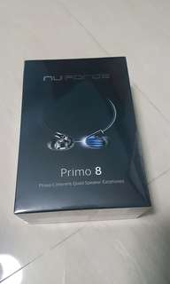 Nuforce Primo 8 (Sealed)