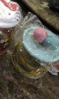 Little twin stars 7-11 jar cup