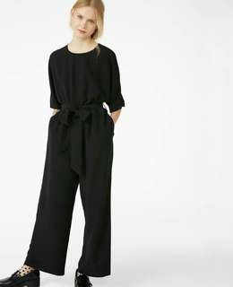 Monki Crepe Jumpsuit