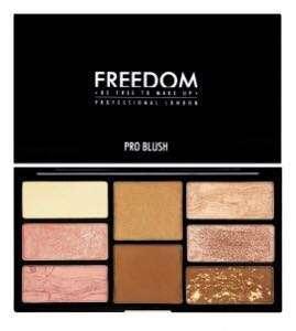 Freedom Pro Blush Palettes